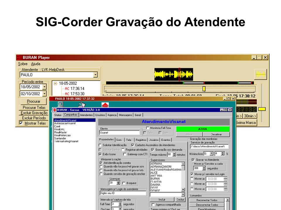 DigiCall - SIG-Corder